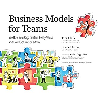 Business Models for Teams cover art
