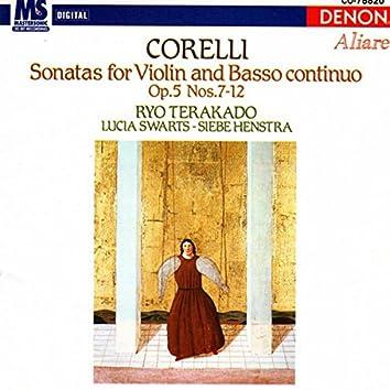 Corelli: Sonatas For Violin & Basso Continuo
