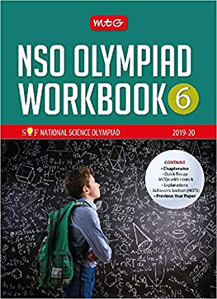 National Science Olympiad Workbook -Class 6 (2019-20)