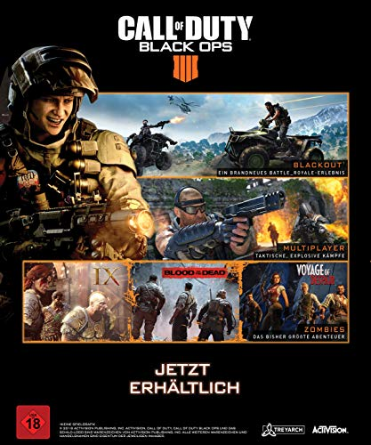 Call of Duty: Black Ops 4 - Pro Edition - Xbox One [Importación ...
