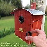Zoom IMG-2 habau 2964 nido artificiale tetto