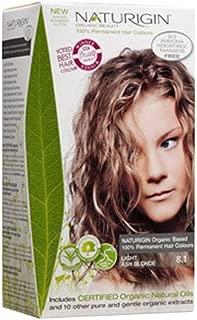 Naturigin Permanent Hair Color, Light Ash Blonde