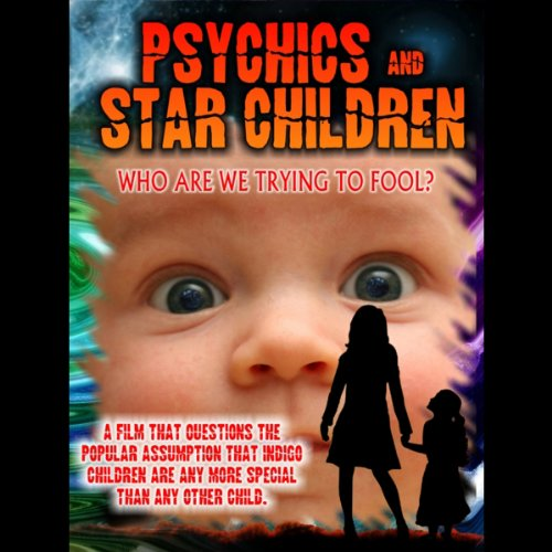 Psychics and Star Children audiobook cover art