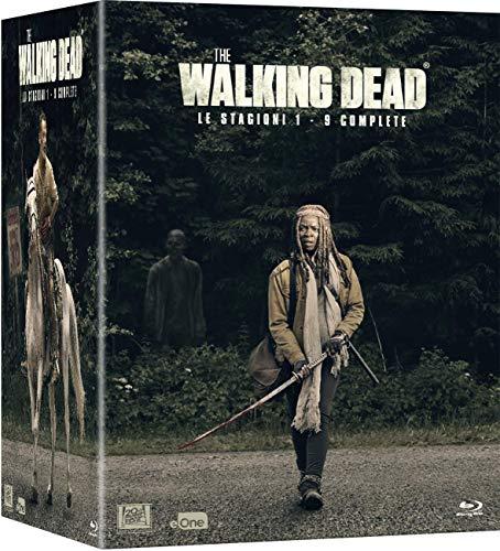 The Walking Dead, Completo 1-9 (Box 39 Br)
