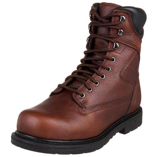 WORX by Red Wing Shoes Men's 5526 Oblique Toe Steel Toe 8' Work...