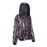 Best Fancy Dress Damen Jacke Gr. M/L, Multi
