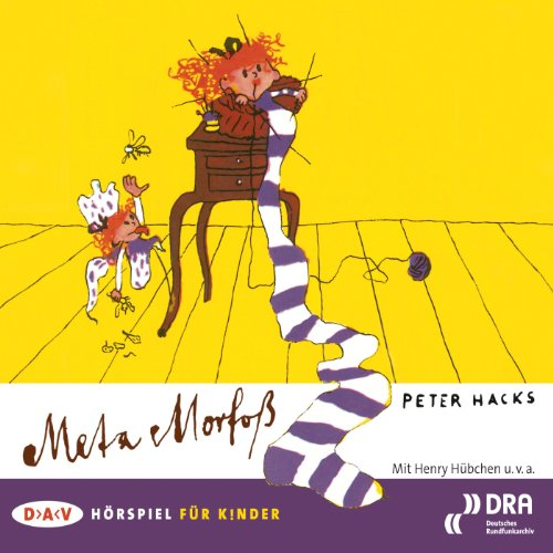Meta Morfoß audiobook cover art