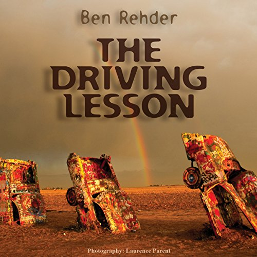 The Driving Lesson audiobook cover art