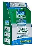 Smart Mouth Mouthwash, Travel Size - 10 ct - 2 pk