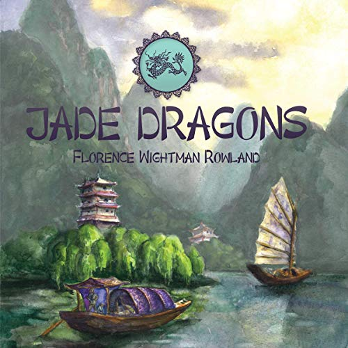 Jade Dragons audiobook cover art
