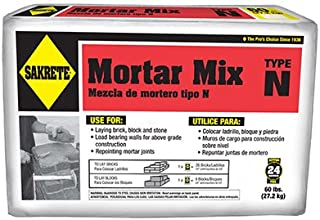 mortar stucco mix type s