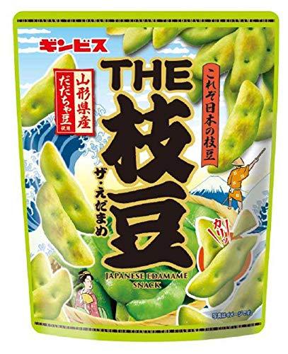 ギンビス『THE枝豆』