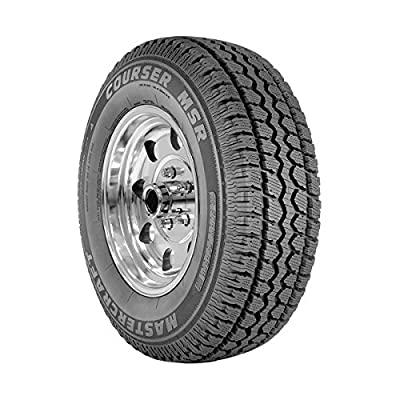 Mastercraft Courser MSR Winter Radial Tire - 265/70R16 112S