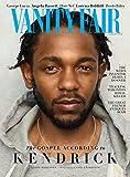 Vanity Fair Magazine (August, 2018) Kendrick Lamar Cover