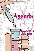 Amazon.es: agenda enfermera