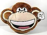 Bobby For Jack Girls Monkey For Plush Speaker Pillow