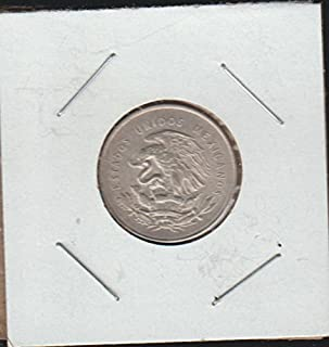 1950 MX National Arms, Eagle Left Quarter Choice About Uncirculated Details