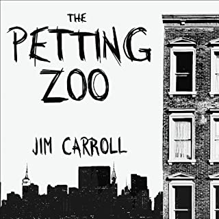 The Petting Zoo audiobook cover art