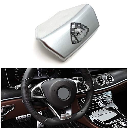 YIKA Lenkrad-Emblem, Mayb a c h Abzeichen, Logo-Aufkleber für Benz16 Modelle, 17 Modelle, E200L E300L Neue...