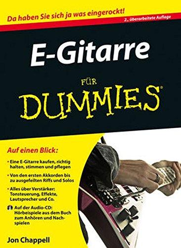 E-Gitarre für Dummies