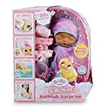Baby Born Surprise Bathtub Surprise Purple Swaddle Bow