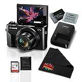 Canon PowerShot G7X Mark II 20.1MP Digital Camera