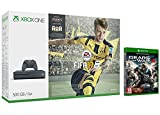 Foto Xbox One S 500Gb Storm Grey + FIFA 17 + Gears of War 4