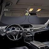 Shade-It Car Windshield Sun Shades – Durable,...