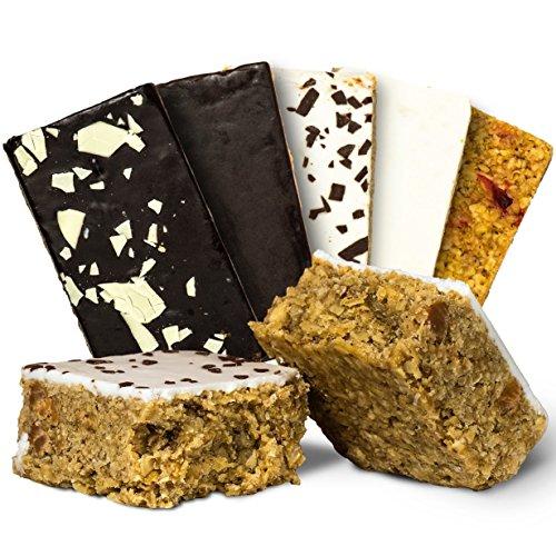 Oat Cake Energieriegel Mix Box - Idealer Energy Weight Gainer und Muskelaufbau Booster oder als...