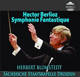 Berlioz Symphonie Fantastique. Staatskapelle Dresden/ Herbert Blomstedt. Rec. 5/25/78
