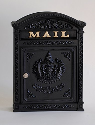 Victorian Style Locking Mailbox by ECCO