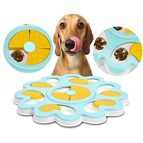 Lifreer Hundespielzeug für Langeweile, 1 x Hundenapf, 1 x Hundespielzeug, 18 cm