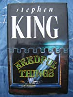 Needful Things: The Last Castle Rock Story/16N Copy Floor Display