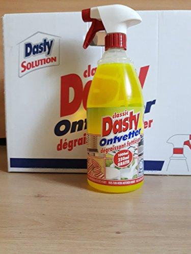 Dasty 5X Classic Fettlöser (Ontvetter)