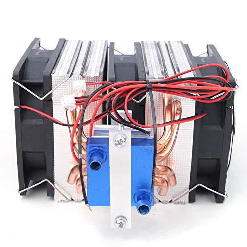 Semiconductor de bomba de dispositivo enfriador de 100W DIY para enfriamiento de automóviles