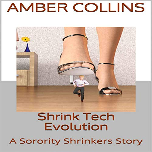 Shrink Tech Evolution Audiobook By Amber Collins cover art