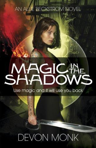 Magic in the Shadows (Allie Beckstrom Book 3) (English Edition)