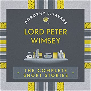 Lord Peter Wimsey: The Complete Short Stories Titelbild