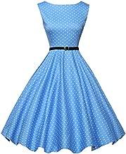 A-Line Vintage 50 Dress for Women Audrey Hepburn Size 16W F-01