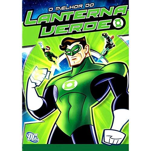 Melhor De Lanterna Verde DVD