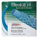 Ashaway UltraKill 18 Racquetball String Set