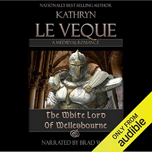 The White Lord of Wellesbourne  By  cover art