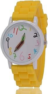 SQUAREDO - Reloj de Pulsera para niños, Carcasa Blanca,