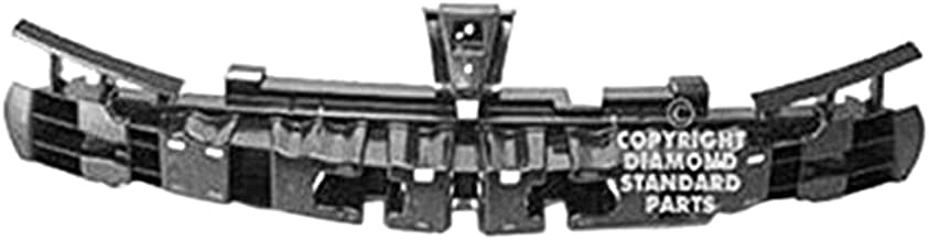 OE Replacement Pontiac G6 Front Bumper Energy Absorber (Partslink Number GM1070242)