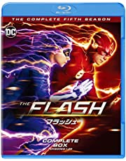 THE FLASH/フラッシュ (フィフス)コンプリート?セット(4枚組) [Blu-ray]
