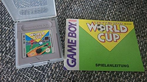 Game Boy Spiel: Nintendo World Cup (Fußball Soccer) GameBoy KLASSIKER