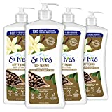 St. Ives Softening Body Lotion and moisturizer