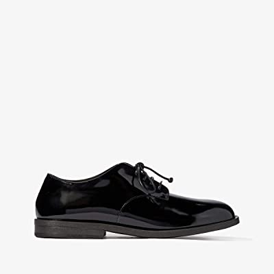 Marsell Patent Oxford (Black) Women