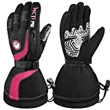 Best Snowmobile Gloves - MCTi Ski Gloves Winter Waterproof Touch Screen Thinsulate Review