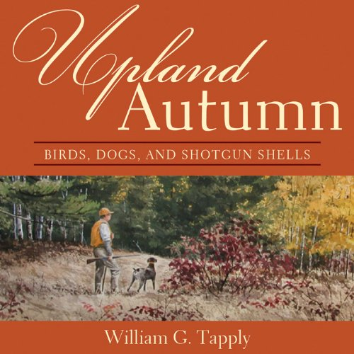 Upland Autumn audiobook cover art